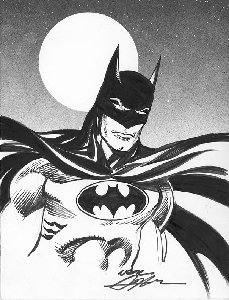 Batman - Silent Moon