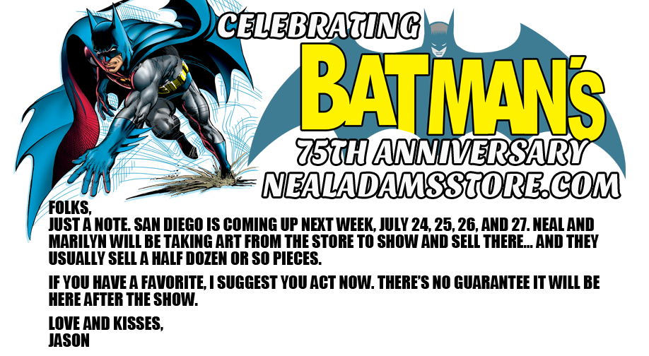 Batman 75 Celebration