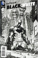 Batman Black & White #1 Signed by Neal Adams