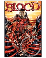 Blood Color Print 3