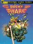 Bucky O'Hare The Graphic Novel Collectors Hard Cover
