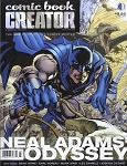 Comic Book Creator #3 - Signed by Neal Adams
