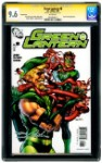 Green Lantern #8 Variant Cover  CGC Signature Series 9.6