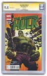 Neal Adams The Incredible Hulk #1 Variant CGC 9.4