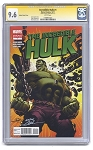Neal Adams The Incredible Hulk #1 Variant CGC 9.6