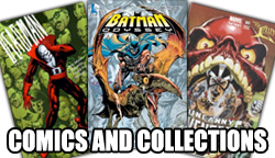 Comics and Collections