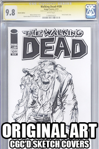 CGCed Sketch Covers