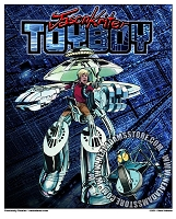 Toyboy Cover 1 Print