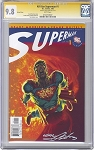 Superman All-Star #1 CGC Signature Series 9.8
