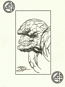 The Thing (Ben Grimm) - Quicky