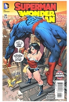 Wonder Woman SM/WW #26 Print - 13