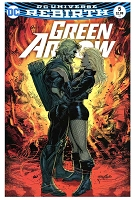 13x19 Print - Green Arrow Rebirth 5