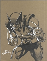 SOLD - Wolverine - Raging