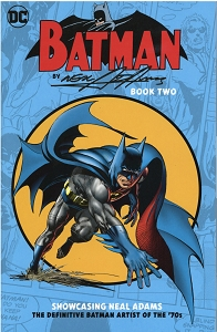 Batman By Neal Adams Book 2 - Signed