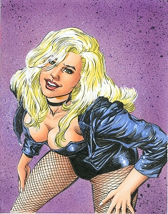 Black Canary - Lovely