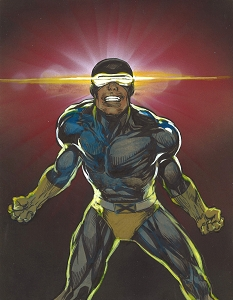Cyclops - Bast - Original Art