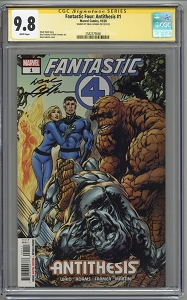 Fantastic Four: Antithesis #1 CGC 9.8