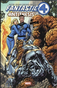 Fantastic Four: Antithesis Treasury Edition SIGNED