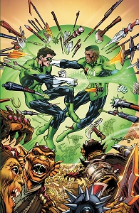 Pre-Order - 80th Anniversary Green Lantern Neal Adams Crusty Bunker Exclusive Variant B Cover - Signed