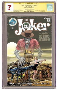 The Joker #2 State of Comics Variant - Signature  Series Grade unknown - PRE ORDER