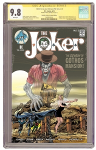 The Joker #2 State of Comics Variant - Signature  Series 9.8 - PRE ORDER