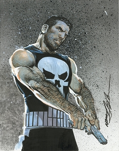 The Punisher - Color Original
