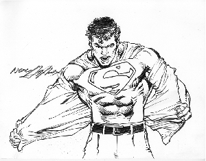 Superman - This looks like a job for....