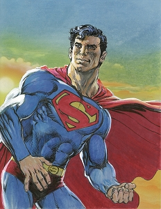 Superman Dawn - Color Original