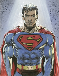 Superman Light - Color Original