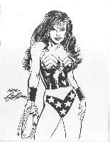 Wonder Woman - Hot