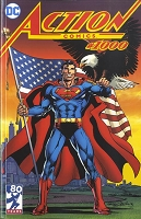 Action Comics #1000 Variant Cover - signed by Neal Adams