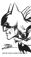 Batman Bold Quickie