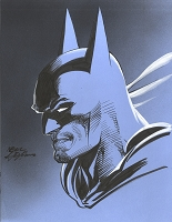 SOLD Batman - Blue Grim