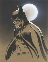 Batman - Pale Moon Light