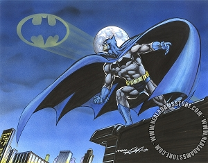 SOLD Batman Full Moon Trouble SOLD