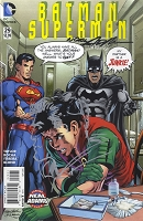 Batman Superman #29 with Neal Adams Remarque of Superman