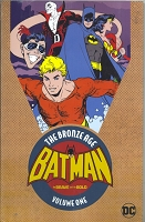 The Bronze Age Batman Brave & Bold Volume 1 Soft Cover signed by Neal Adams - Pre Order