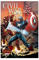 Civil War Signed Print -  Secret Wars