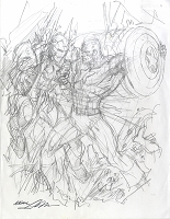 Civil War Cover Preliminary
