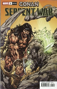 Conan #1 Neal Adams Varint 1/20 - Signed by Neal Adams