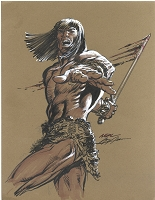 SOLD - Savage Sword