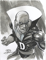 Deadman - Ink Wash