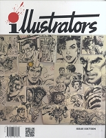 Illustrators Issue #16 Featuring Neal Adams - Signed