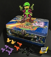Bucky O'Hare - Exclusive Deadeye Duck with Lunch Box