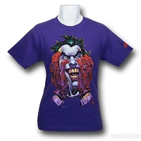 JOKER T-Shirt Signed in Sharpie by Neal - Size XL
