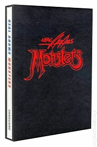 Neal Adams Monsters - The Collectors Deluxe Edition Limited - Signed by Neal Adams