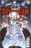 Deadman #1 - Regular Edition- SIGNED