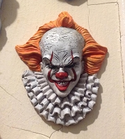 Pennywise the Dancing Clown Magnet - Painted