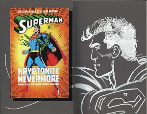 Superman: Kryptonite Nevermore  HC with Sketch