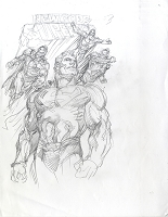 Superman - Rise of the Supermen #1 Preliminary